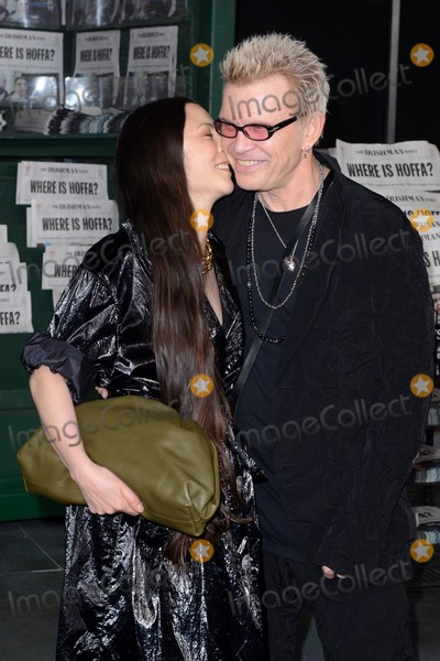 China Chow Photo - LOS ANGELES - OCT 24  China Chow Billy Idol at The Irishman Premiere at the TCL Chinese Theater IMAX on October 24 2019 in Los Angeles CA