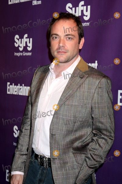 Mark Sheppard Photo - Mark Sheppard arriving at the SyFy  Entertainment Weekly Party at the Hotel Solamar J6 Bar in San Diego CA on July 25 2009
