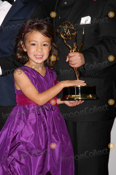 Aubrey Anderson Photo - LOS ANGELES - SEP 23  Aubrey Anderson-Emmons in the press room of the 2012 Emmy Awards at Nokia Theater on September 23 2012 in Los Angeles CA
