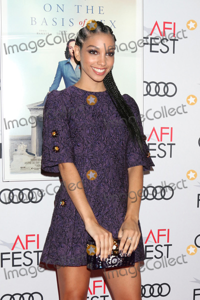 Corinne Bishop Photo - LOS ANGELES - NOV 8  Corinne Bishop Corinne Foxx at the AFI FEST 2018 - Opening Gala  On The Basis Of Sex  at the TCL Chinese Theater IMAX on November 8 2018 in Los Angeles CA