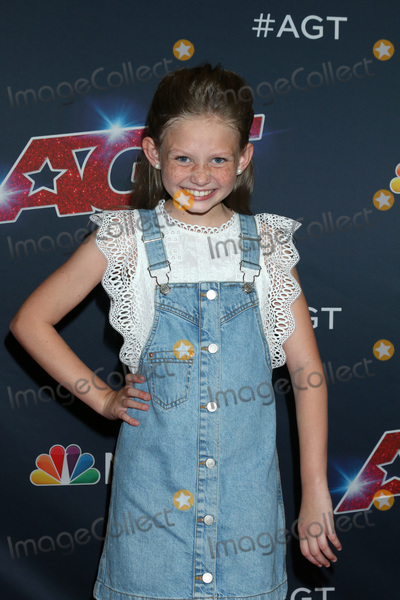 Ansley Burns Photo - LOS ANGELES - AUG 13  Ansley Burns at the Americas Got Talent Season 14 Live Show Red Carpet at the Dolby Theater on August 13 2019 in Los Angeles CA