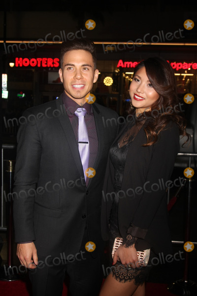 Apolo Anton Ohno Photo - LOS ANGELES - JAN 20  Apolo Anton Ohno at the Manny Los Angeles Premiere at a TCL Chinese Theater on January 20 2015 in Los Angeles CA