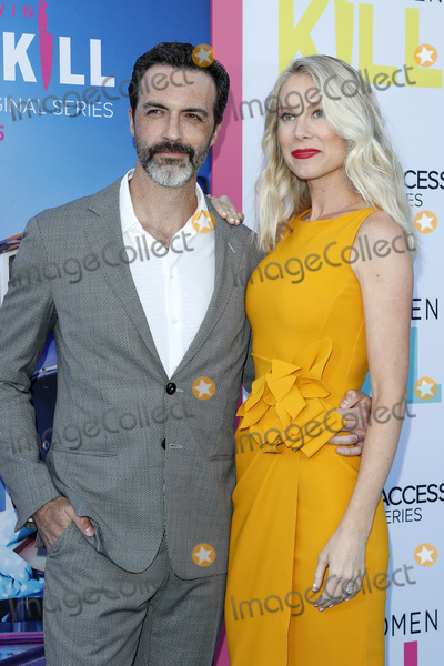 Reid Scott Photo - LOS ANGELES - AUG 7  Reid Scott wife Elspeth at the Why Women Kill Premiere at the Wallis Annenberg Center on August 7 2019 in Beverly Hills CA