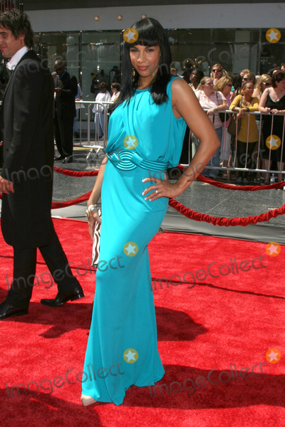Amanda Brugel Photo - Amanda Brugel arriving  at the Daytime Emmys 2008  at the Kodak Theater in Hollywood CA onJune 20 2008
