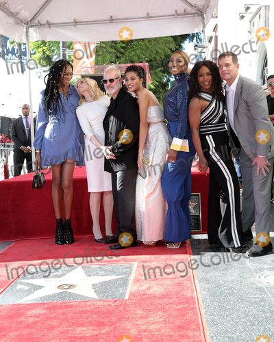 NeNe Leakes Photo - LOS ANGELES - DEC 4  Dominique Jackson Judith Light Ryan Murphy Indya Moore NeNe Leakes Angela Bassett Peter Krause at the Ryan Murphy Star Ceremony on the Hollywood Walk of Fame on December 4 2018 in Los Angeles CA