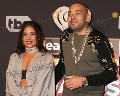 Angela Yee Photo - LOS ANGELES - MAR 5  Angela Yee DJ Envy at the 2017 iHeart Music Awards at Forum on March 5 2017 in Los Angeles CA