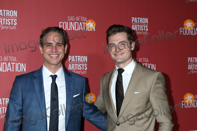 Wallis Annenberg Photo - LOS ANGELES - NOV 7  Greg Berlanti Robbie Rogers at the 4th Annual Patron of the Artists Awards at Wallis Annenberg Center for the Performing Arts on November 7 2019 in Beverly Hills CA