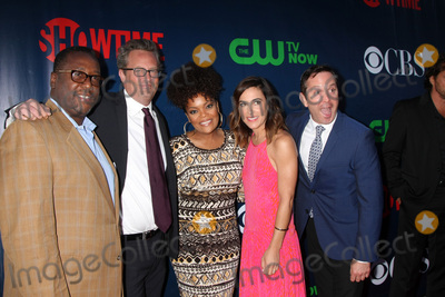 Wendel Pierce Photo - LOS ANGELES - AUG 10  Wendell Pierce Matthew Perry Yvette Freeman Lindsay Sloane Thomas Lennon at the CBS TCA Summer 2015 Party at the Pacific Design Center on August 10 2015 in West Hollywood CA