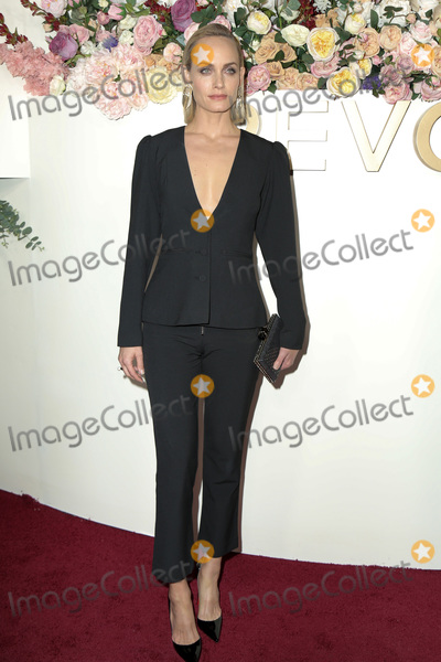 Amber Valletta Photo - LOS ANGELES - NOV 15  Amber Valletta at the REVOLVEawards 2019 at the Goya Studios on November 15 2019 in Hollywood CA