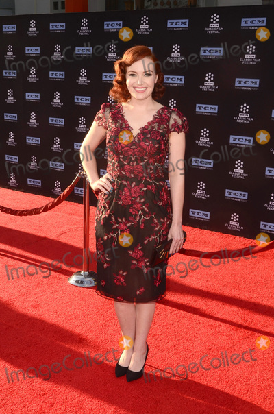 Alicia Malone Photo - LOS ANGELES - APR 6  Alicia Malone at the 2017 TCM Classic Film Festival Opening Night Red Carpet at the TCL Chinese Theater IMAX on April 6 2017 in Los Angeles CA