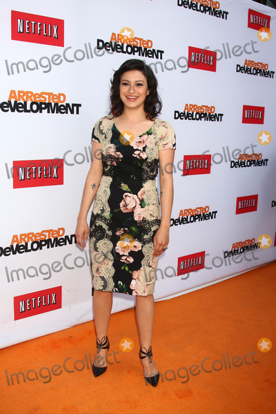 Alias Photo - LOS ANGELES - APR 29  Alia Shawkat arrives at the Arrested Development Los Angeles Premiere at the Chinese Theater on April 29 2013 in Los Angeles CA