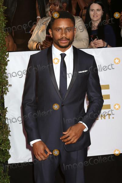 Nnamdi Asomugha Photo - LOS ANGELES - JAN 15  Nnamdi Asomugha at the 49th NAACP Image Awards - Arrivals at Pasadena Civic Center on January 15 2018 in Pasadena CA
