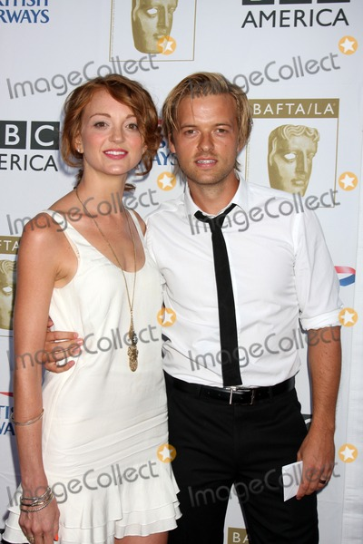 Adam Campbell Photo - Jayma Mays Adam Campbellarriving at the 2009 BAFTA TV Tea PartyRoyce Hall UCLACentury City CASeptember 19 2009