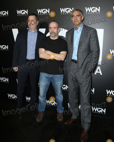 Paul Giamatti Photo - LOS ANGELES - DEC 13  Paul Giamatti Outsiders exec at the WGN Americas Outsiders Photo-Op at Langham Hotel on December 13 2017 in Pasadena CA