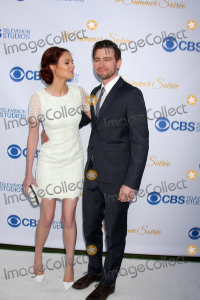 Alyssa Campanella Photo - LOS ANGELES - MAY 18  Alyssa Campanella Torrance Combs at the CBS Summer Soiree 2015 at the London Hotel on May 18 2015 in West Hollywood CA