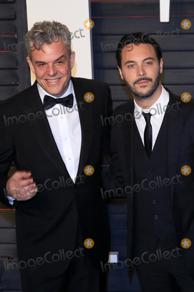 Jack Huston Photo - LOS ANGELES - FEB 28  Danny Huston Jack Huston at the 2016 Vanity Fair Oscar Party at the Wallis Annenberg Center for the Performing Arts on February 28 2016 in Beverly Hills CA