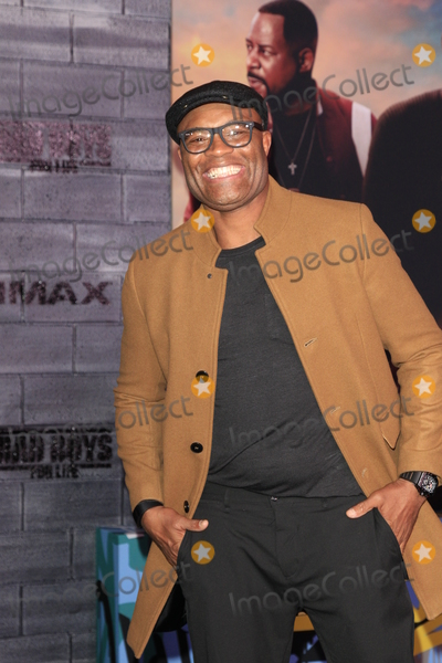 Anderson Silva Photo - LOS ANGELES - JAN 14  Anderson Silva at the Bad Boys for Life Premiere at the TCL Chinese Theater IMAX on January 14 2020 in Los Angeles CA