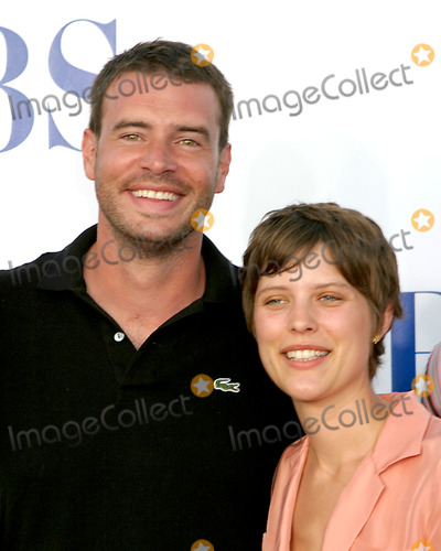 Abby Brammell Photo - The Unit CastMichael Irby Scott Foley Audrey Marie Anderson Demore Barnes and Abby BrammellCBS TCA PartyPadadena CAJuly 15 2006
