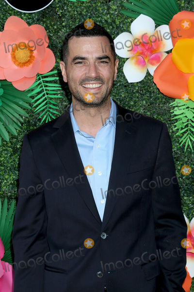 ANTONIO CUPO Photo - LOS ANGELES - MAY 20  Antonio Cupo at the Lifetime TV Summer Luau at the W Hotel on May 20 2019 in Westwood CA