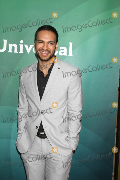 Arjun Gupta Photo - LOS ANGELES - JAN 14  Arjun Gupta at the NBCUniversal Cable TCA Press Day Winter 2016 at the Langham Huntington Hotel on January 14 2016 in Pasadena CA