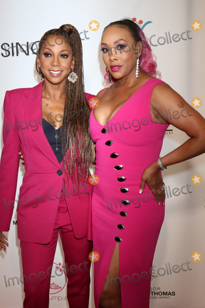 Vivica A Fox Photo - LOS ANGELES - MAY 19  Holly Robinson Peete VIvica A Fox at the 11th Annual A Pink Pump Affair at the Beverly Hilton Hotel on May 19 2019 in Beverly Hills CA