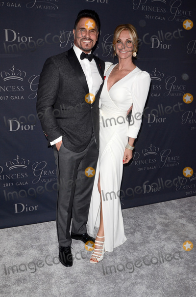 Don Diamont Photo - LOS ANGELES - OCT 25  Don DIamont CIndy Ambuehl at the 2017 Princess Grace Awards Gala at the Beverly Hilton Hotel on October 25 2017 in Beverly Hills CA