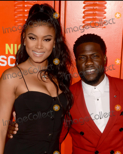 Kevin Hart Photo - LOS ANGELES - SEP 24  Eriko Parrish Kevin Hart at the Night School Premiere at the Regal Cinemas on September 24 2018 in Los Angeles CA