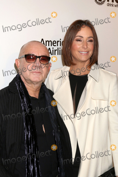 Elton John Photo - LOS ANGELES - FEB 24  Bernie Taupin Heather Taupin at the Elton John Oscar Viewing Party on the West Hollywood Park on February 24 2019 in West Hollywood CA