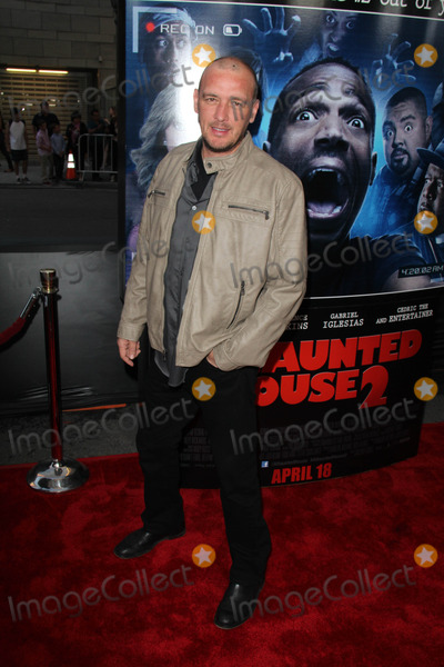 Alan ONeil Photo - LOS ANGELES - APR 16  Alan ONeil at the A Haunted House 2 World Premiere at Regal 14 Theaters on April 16 2014 in Los Angeles CA