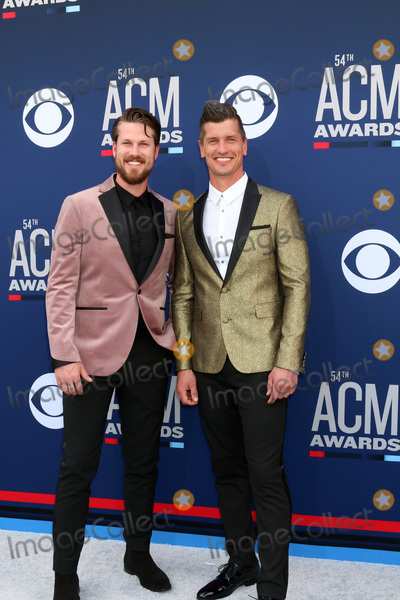 Curtis Rempel Photo - LAS VEGAS - APR 7  Brad Rempel Curtis Rempel High Valley at the 54th Academy of Country Music Awards at the MGM Grand Garden Arena on April 7 2019 in Las Vegas NV