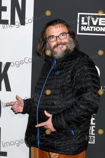 Jack Black Photo - LOS ANGELES - JAN 4  Jack Black at the Art of Elysium Gala - Arrivals at the Hollywood Palladium on January 4 2020 in Los Angeles CA