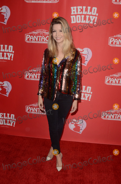 Masiela Lusha Photo - LOS ANGELES - JAN 30  Masiela Lusha at the Hello Dolly Los Angeles Opening night at the Pantages Theater on January 30 2019 in Los Angeles CA