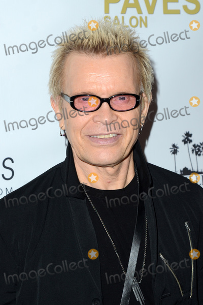 Billy Morrison Photo - LOS ANGELES - NOV 8  Billy Idol at the Pop-Up Art Show by Billy Morrison and Steve Stevens at the Ken Paves Salon on November 8 2019 in West Hollywood CA