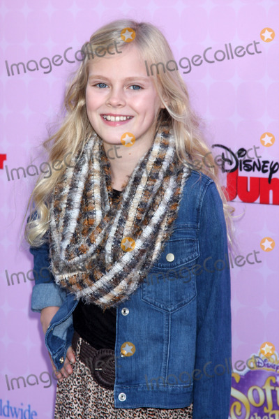 Harley Graham Photo - LOS ANGELES - NOV 10  Harley Graham arrives at the Sofia The First Once Upon a Princess Premiere And Story Book Launch at Walt Disney Studios on November 10 2012 in Burbank CA