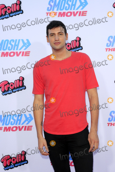 Alx James Photo - LOS ANGELES - JUL 22  Alx James at the SMOSH THE MOVIE  Premiere at the Village Theater on July 22 2015 in Westwood CA