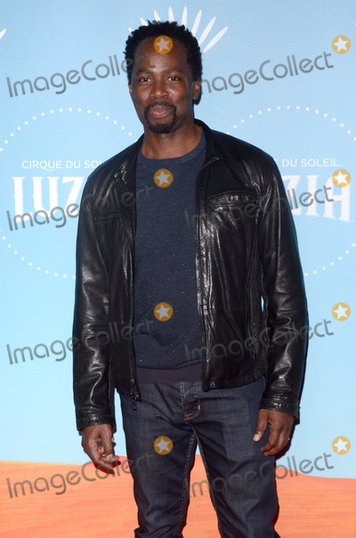 Harold Perrineau Photo - LOS ANGELES - DEC 12  Harold Perrineau at the Cirque du Soleil Presents LA Premiere Event Of Luzia at the Dodger Stadium on December 12 2017 in Los Angeles CA