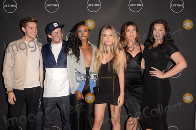 Cairo Peele Photo - LOS ANGELES - AUG 16  Janis Ostojic Jake Moritt Cairo Peele Faith Schroder Cambrie Schroder Arissa Le Brock at the Growing Up Supermodel Premiere Screening at the Private Estate on August 16 2017 in Studio City CA