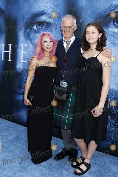 Alan Taylor Photo - LOS ANGELES - JUL 12  Girlfriend Alan Taylor daughter at the Game of Thrones Season 7 Premiere Screening at the Walt Disney Concert Hall on July 12 2017 in Los Angeles CA