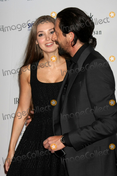 ADRIAN BRODY Photo - LOS ANGELES - JUL 9  Lara Lieto Adrian Brody at the Irrational Man Los Angeles Premiere at the Writers Guild of America Theater on July 9 2015 in Beverly Hills CA