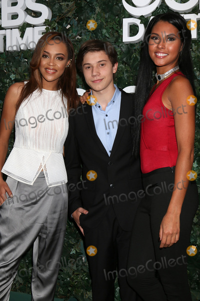 Anthony Turpel Photo - LOS ANGELES - OCT 10  Reign Edwards Anthony Turpel Felisha Cooper at the CBS Daytime 1 for 30 Years Exhibit Reception at the Paley Center For Media on October 10 2016 in Beverly Hills CA