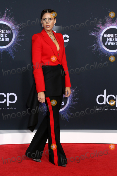 Ali Tamposi Photo - LOS ANGELES - NOV 24  Ali Tamposi at the 47th American Music Awards - Arrivals at Microsoft Theater on November 24 2019 in Los Angeles CA