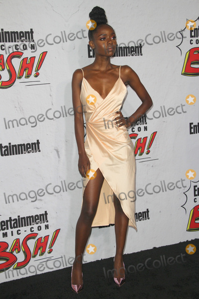 Ashleigh Murray Photo - SAN DIEGO - July 22  Ashleigh Murray at the Entertainment Weeklys Annual Comic-Con Party 2017 at the Float at Hard Rock Hotel San Diego on July 22 2017 in San Diego CA