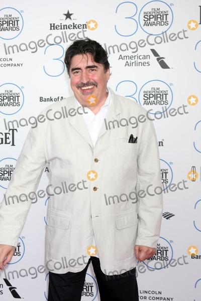 Alfred Molina Photo - LOS ANGELES - FEB 21  Alfred Molina at the 30th Film Independent Spirit Awards at a tent on the beach on February 21 2015 in Santa Monica CA