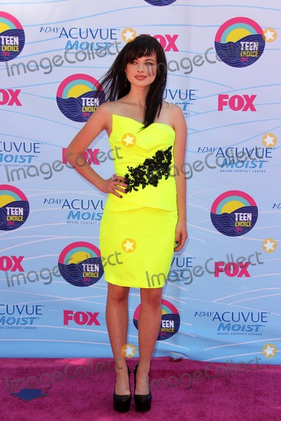Ashley Richards Photo - LOS ANGELES - JUL 22  Ashley Richards arriving at the 2012 Teen Choice Awards at Gibson Ampitheatre on July 22 2012 in Los Angeles CA