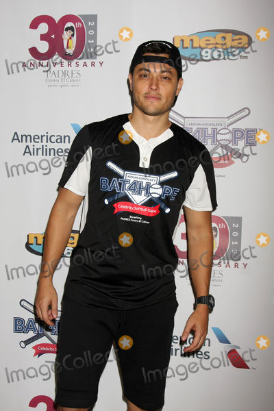 Adrian Gonzalez Photo - LOS ANGELES - NOV 7  Blair Redford at the Adrian Gonzalezs Bat 4 Hope Celebrity Softball Game PADRES Contra El Cancer at the Dodger Stadium on November 7 2015 in Los Angeles CA