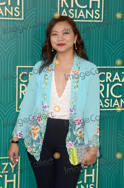 Adele Lim Photo - LOS ANGELES - AUG 7  Adele Lim at the Crazy Rich Asians Premiere  at the TCL Chinese Theater IMAX on August 7 2018 in Los Angeles CA