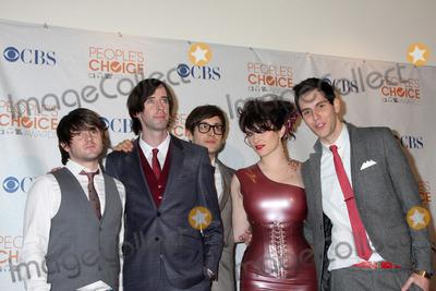 Starship Photo - Cobra Starshipin the Press Room at the 2010 Peoples Choice AwardsNokia TheaterJanuary 6 2010