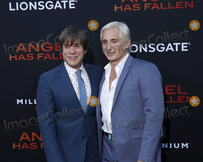 Alan Siegel Photo - LOS ANGELES - AUG 21  Alan Siegel David Meister at the Angel Has Fallen Premiere at the Village Theater on August 21 2019 in Westwood CA