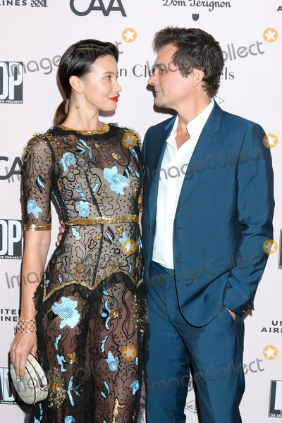 Len Wiseman Photo - LOS ANGELES - OCT 3  Stephanie Corneliussen Len Wiseman at the LA Dance Project Annual Gala at the Hauser  Wirth on October 3 2019 in Los Angeles CA
