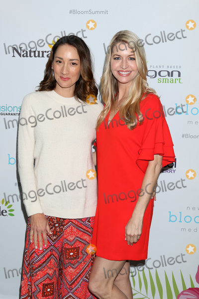 Jamie Anderson Photo - LOS ANGELES - JUN 1  Bree Turner Jamie Anderson at the 2nd Annual Bloom Summit at the Beverly Hilton Hotel on June 1 2019 in Beverly Hills CA